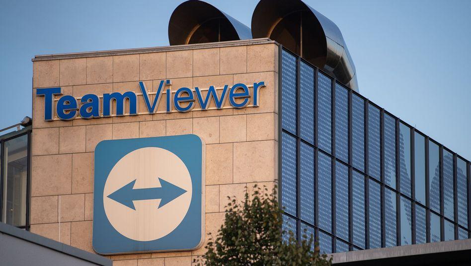 Teamviewer-Zentrale in Göppingen: