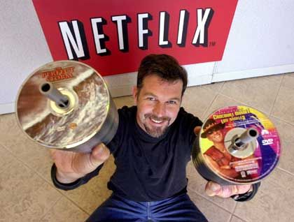 Netflix-Boss: Reed Hastings verleiht DVDs per Post und übers Web