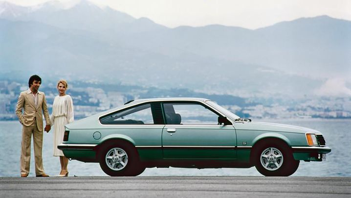 Opel Monza – Stilikone der 70er und 80er