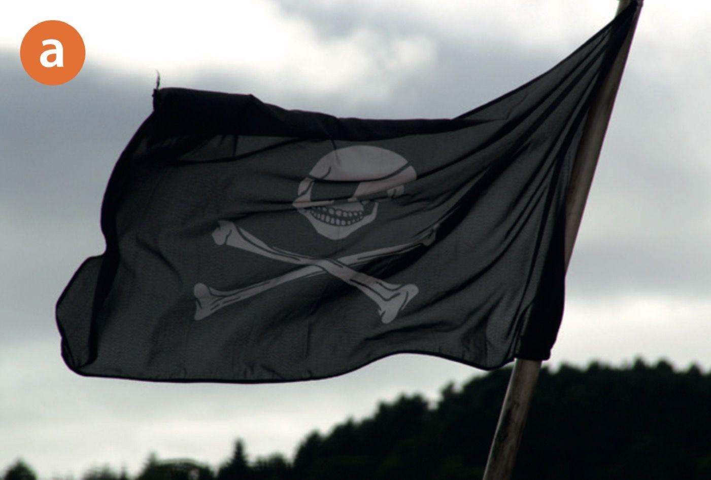 EINMALIGE VERWENDUNG DOCMA Koop/ Die Piratenbraut