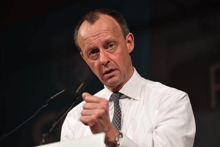 Kandidat Friedrich Merz