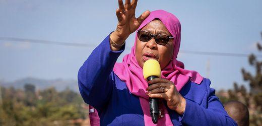 Tansania: Wer ist Samia Suluhu Hassan, die neue Präsidentin?