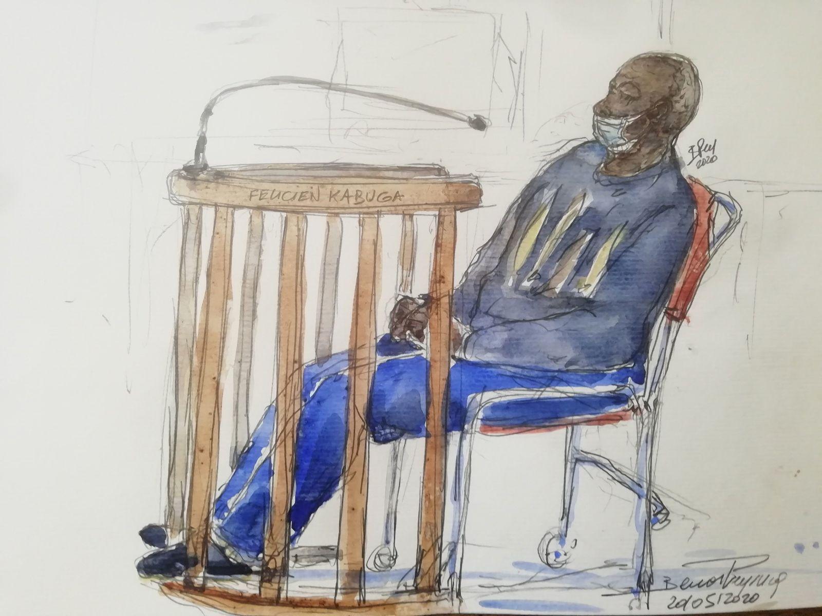 Völkermord-Verdächtiger wird zunächst nach Den Haag überstellt