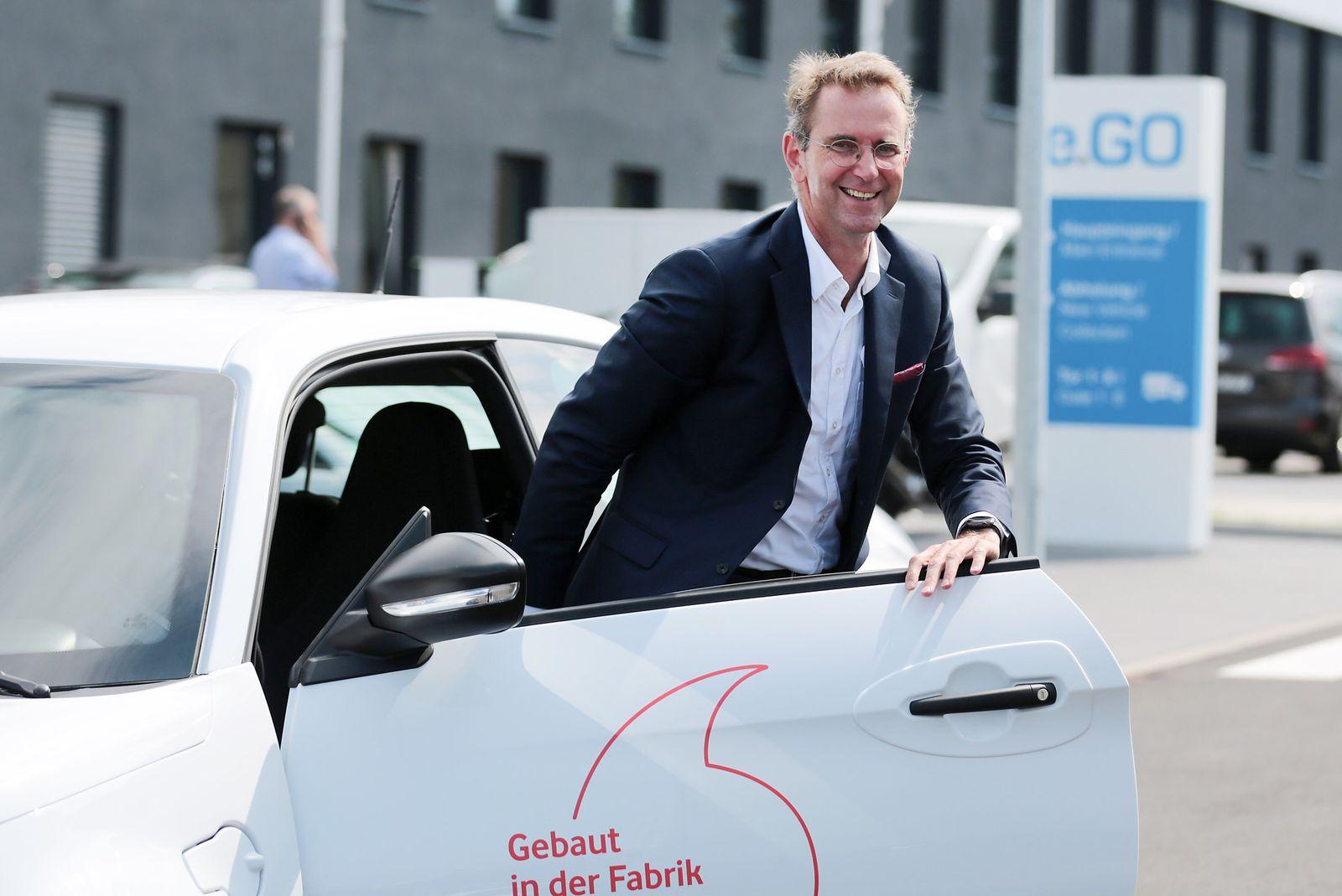 e.Go - Günther Schuh