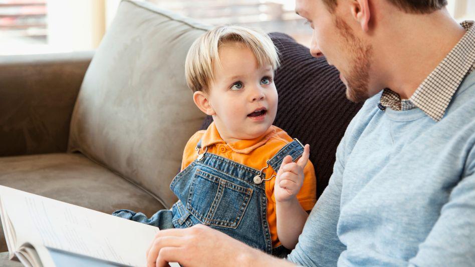 """Vater und Sohn: """"Viele Männer sind weniger behütend"""""""