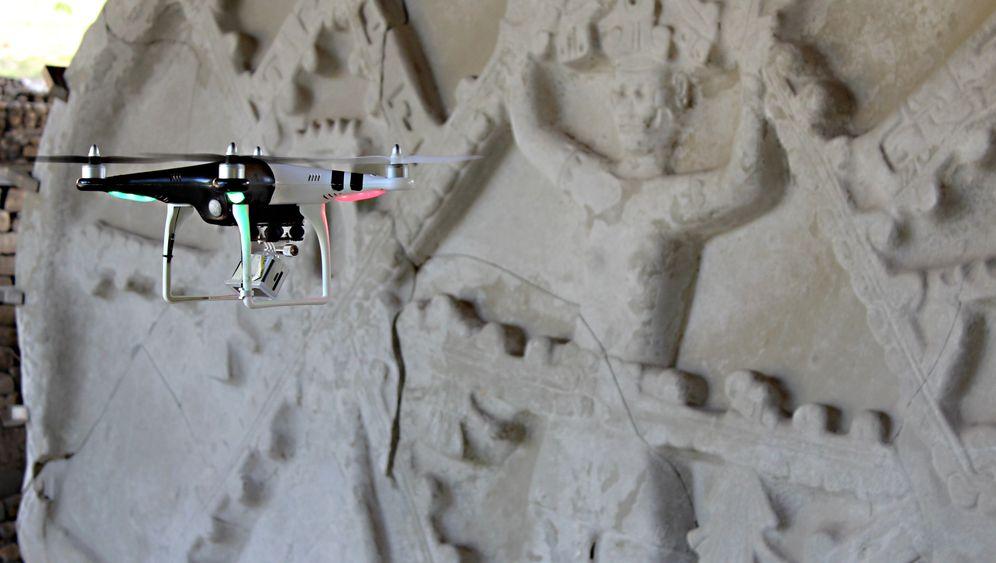 Mexiko: Drohnen im Dienst der Archäologie