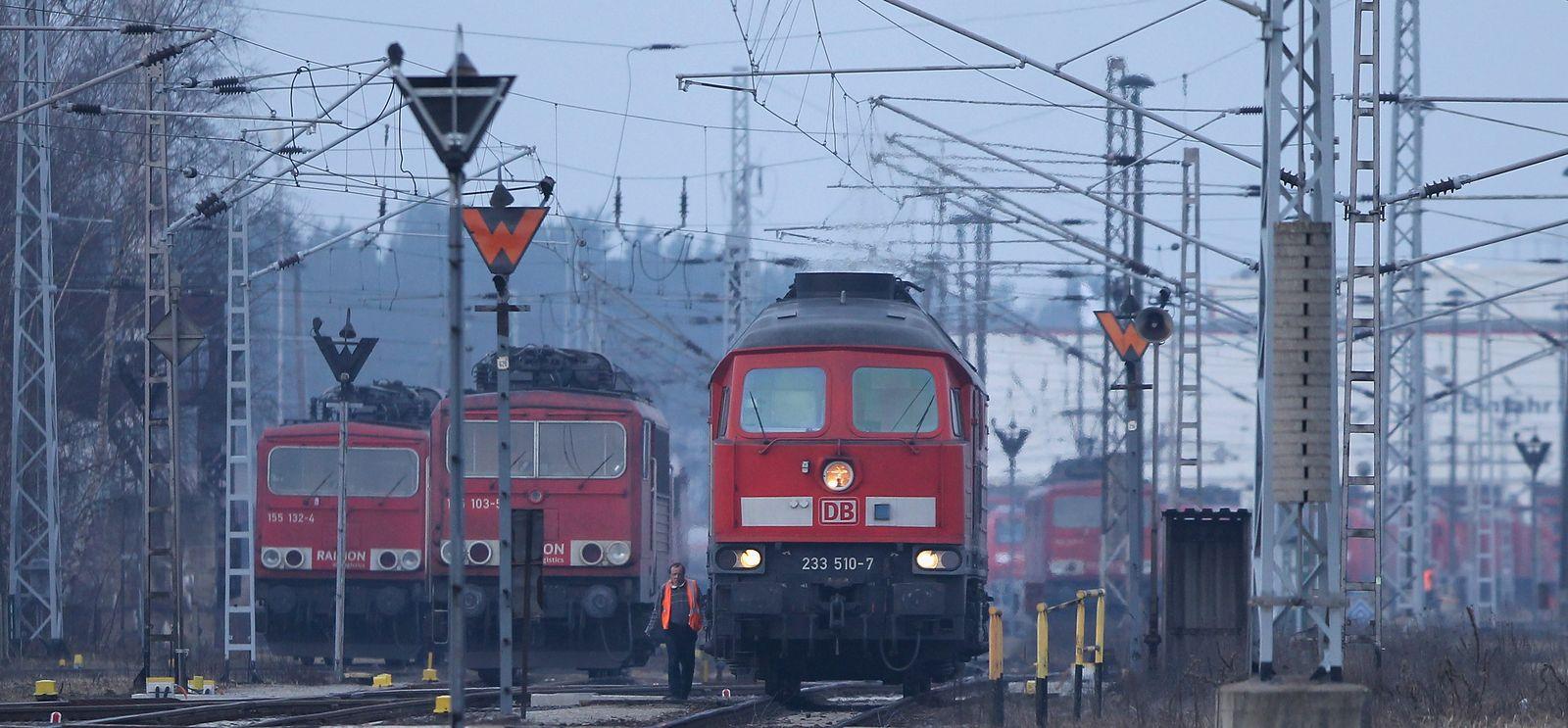 Bahn/ Stromnetz