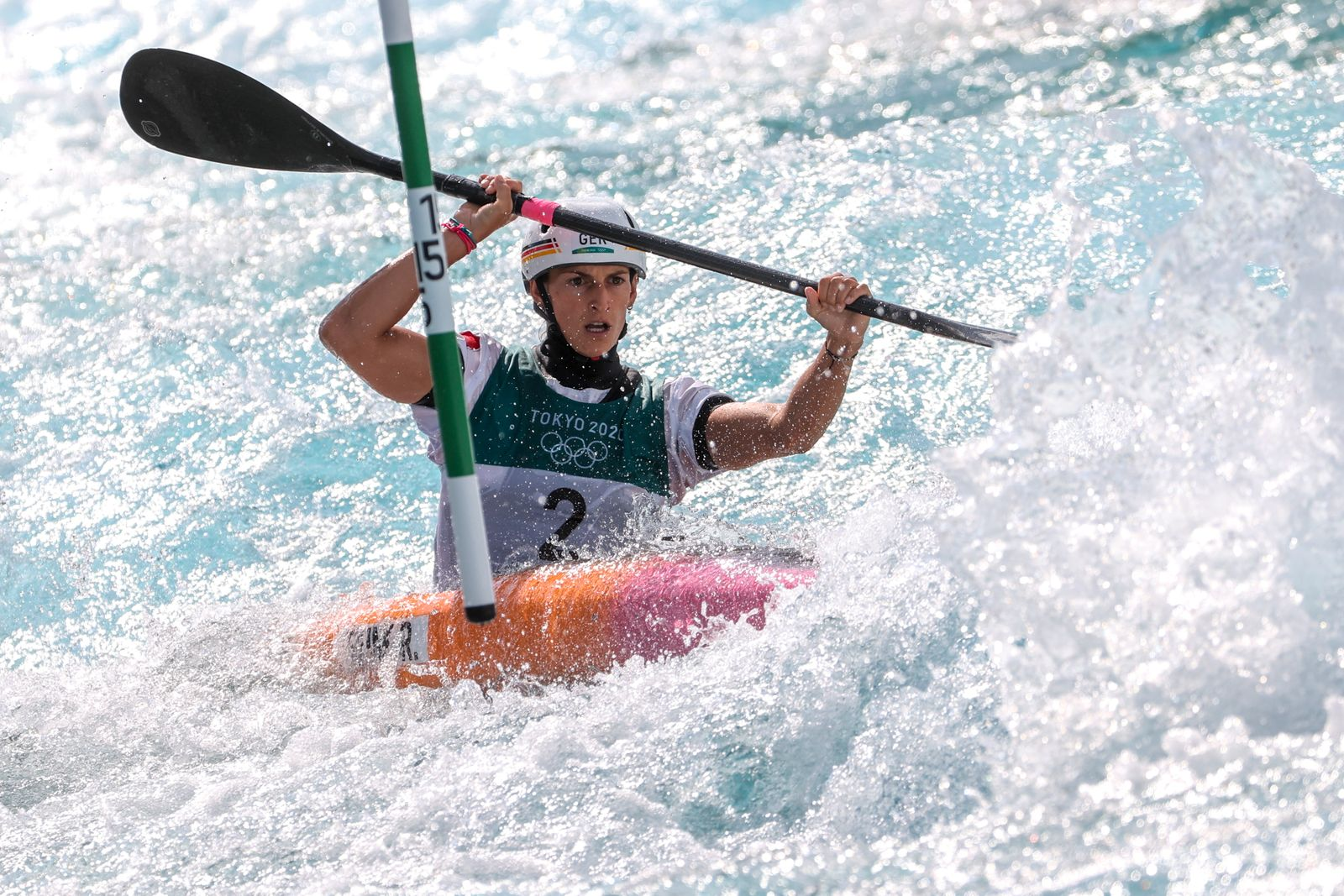 Olympic Games 2020 Canoeing Slalom