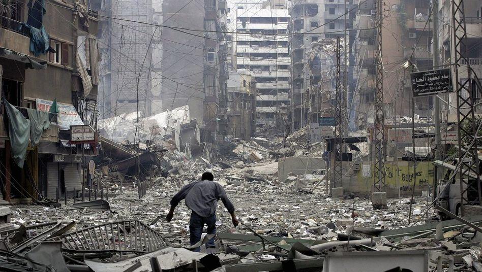 Silva-Foto aus Beirut, 2006