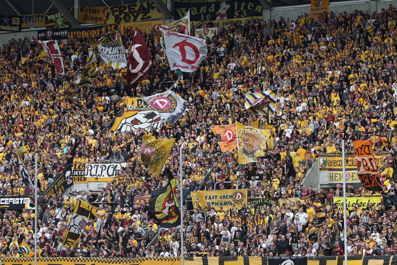 Dynamo Dresden - 1. FC Heidenheim