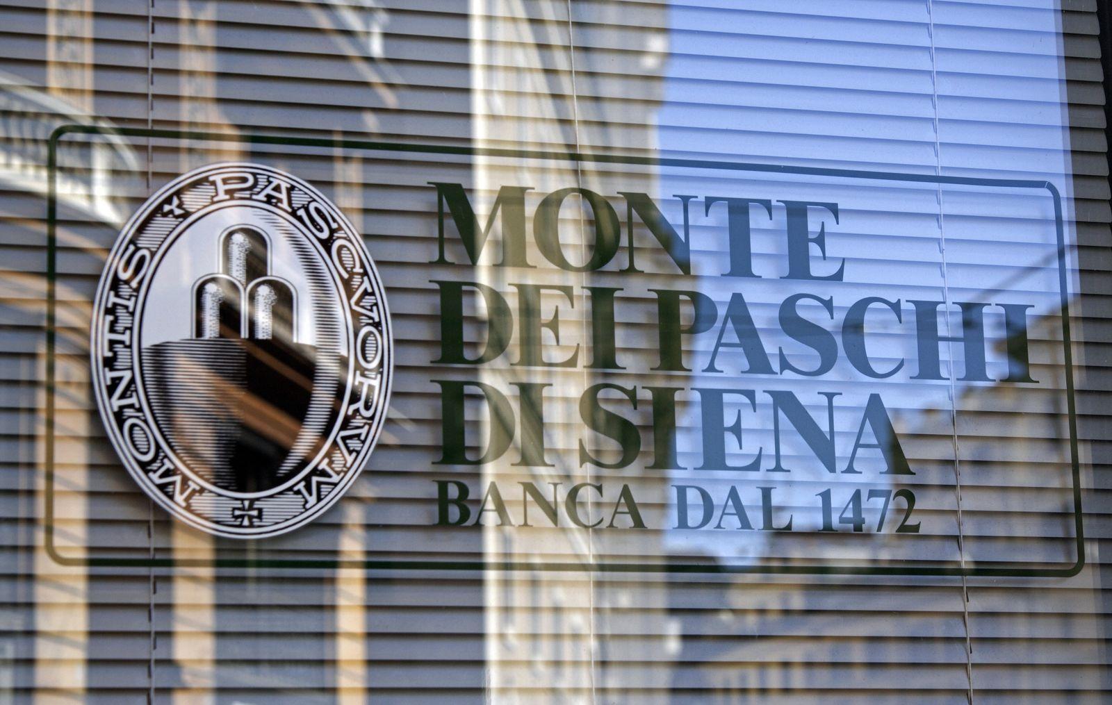 Bank Monte dei Paschi di Siena / Italien