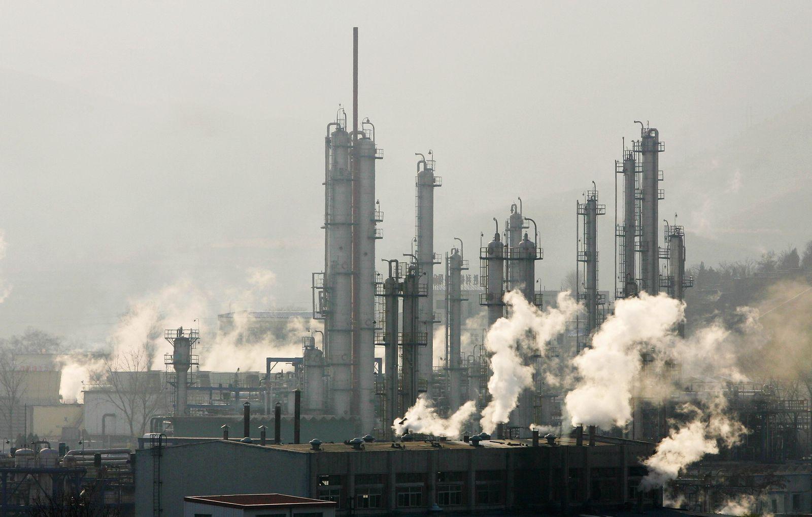 China/ Raffinerie