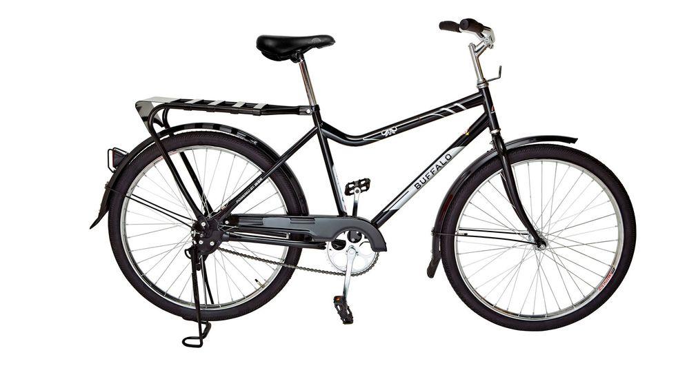 Buffalo Bike: Das Mary-Mobil
