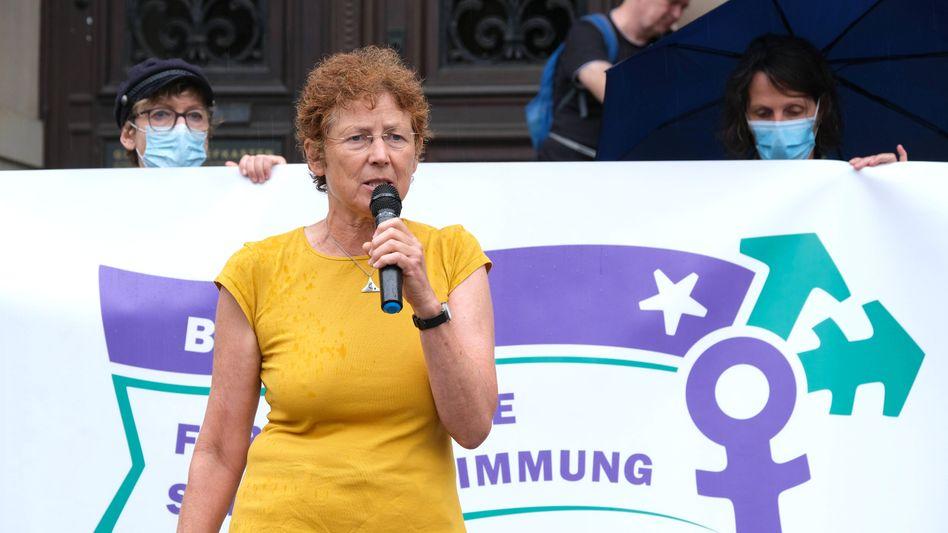 Hatte Erfolg mit einer Unterlassungsklage gegen den Holocaust-Vergleich: Ärztin Kristina Hänel