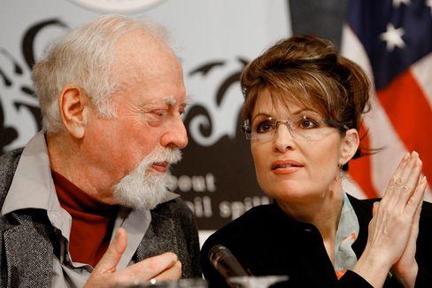 Kandidatin Palin: Ärger wegen gehacktem E-Mail-Konto