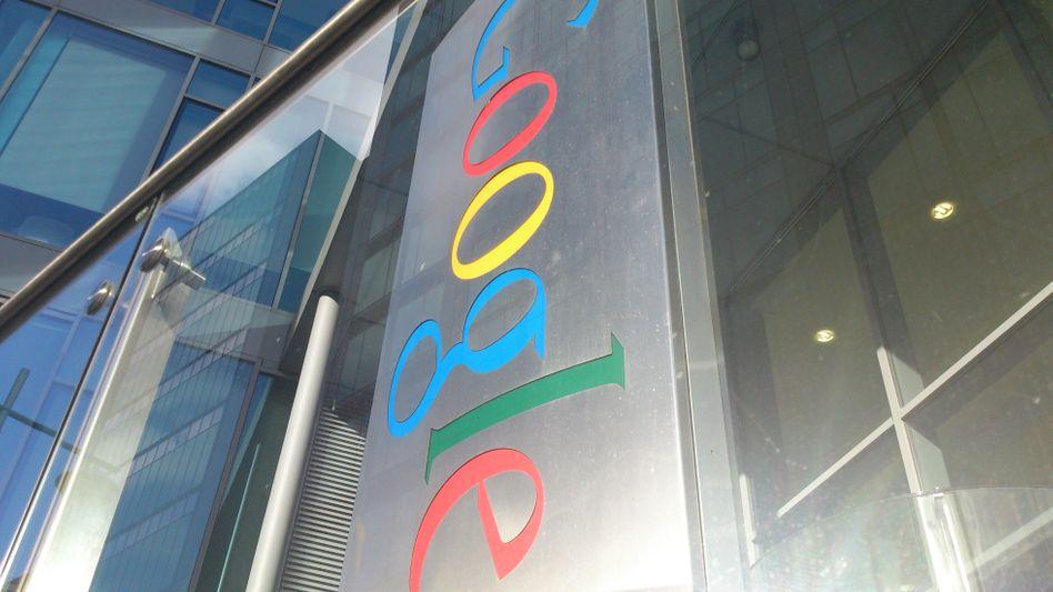 Google-Gebäude in Dublin: Der Konzern muss seine Vorschläge nachbessern