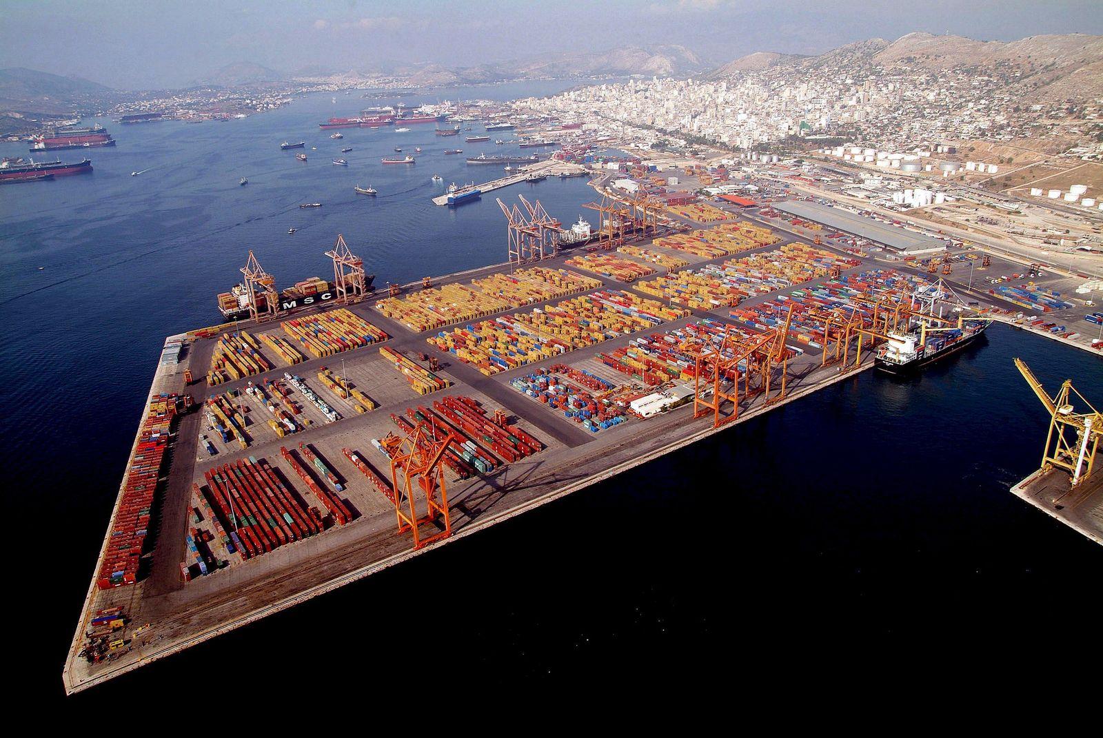 Proteste gegen geplante Hafen-Privatisierung in Griechenland erwartet