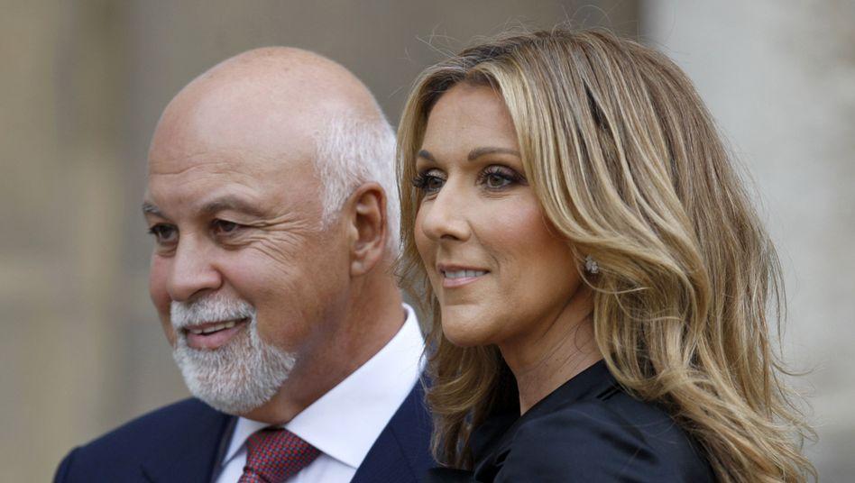 Manager René Angélil: Céline Dions Ehemann ist an Krebs gestorben