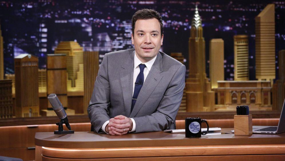 "Jimmy Fallons Premiere: Streber und Klassenclown übernimmt ""Tonight Show"""