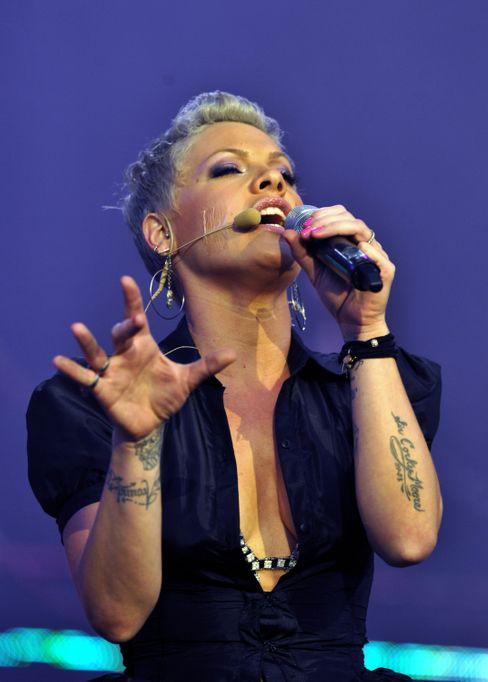 US-Popstar Pink (Archivbild)