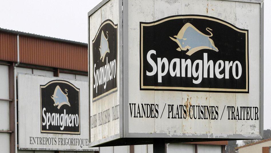 Spanghero-Hauptquartier in Südfrankreich: Frankreich und Holland im Visier der Ermittler
