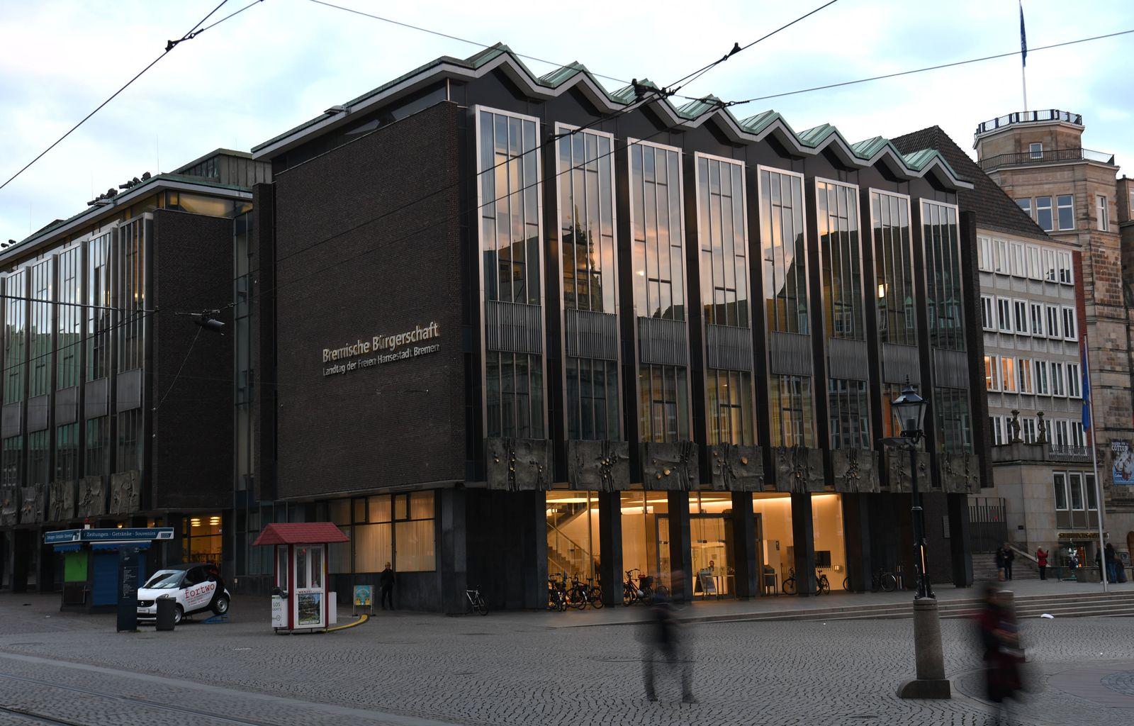 Bremen Quiz/ Bremer Bürgerschaft