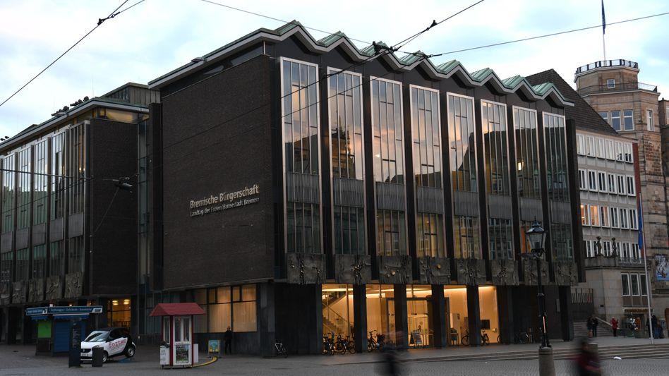 Parlament in Bremen: Bürgerschaft