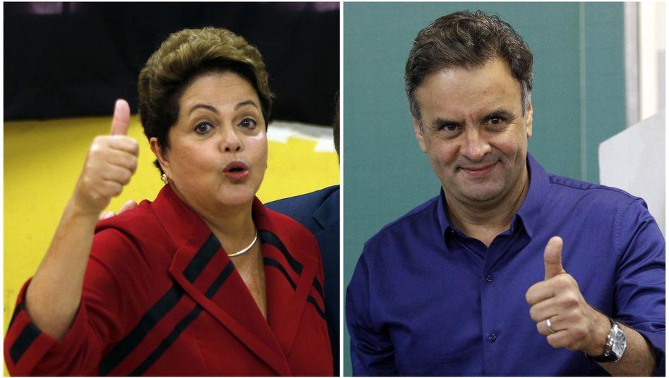 Stichwahl in Brasilien: Jetzt entscheiden die Protestwähler