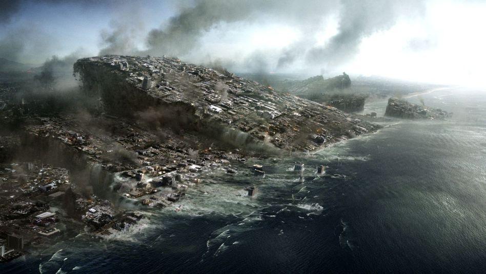 """Szene aus """"2012"""": Schon 2003 hätte das Ende der Welt kommen sollen"""