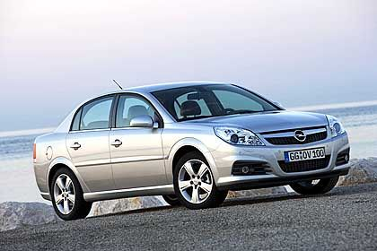 """Opel Vectra: Neue Linien für das """"Brumm, brumm"""""""