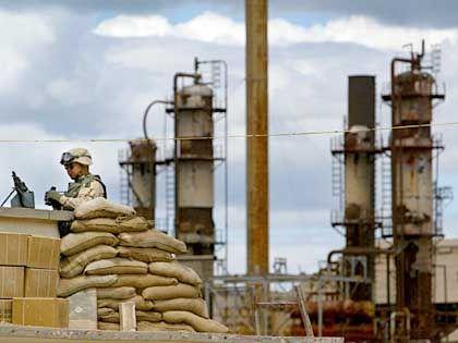 Öl-Raffinerie in Irak: Milliardenauftrag für Halliburton