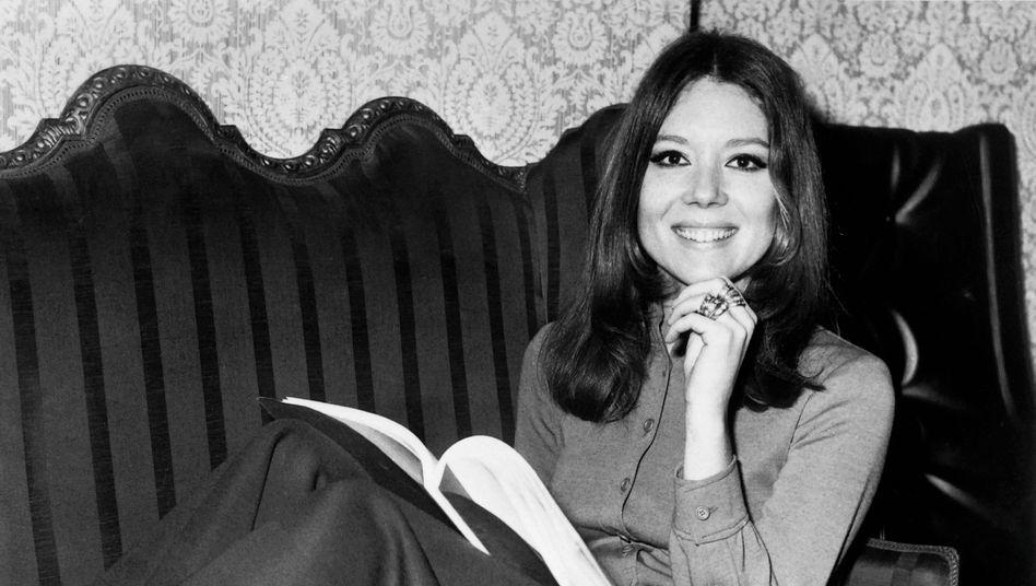 Diana Rigg (Aufnahme aus dem Jahr 1970)