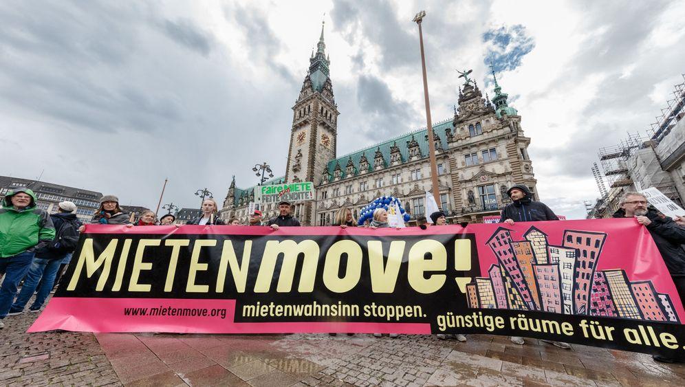 """""""Mietenmove"""" in Hamburg: Mietenwahnsinn stoppen"""