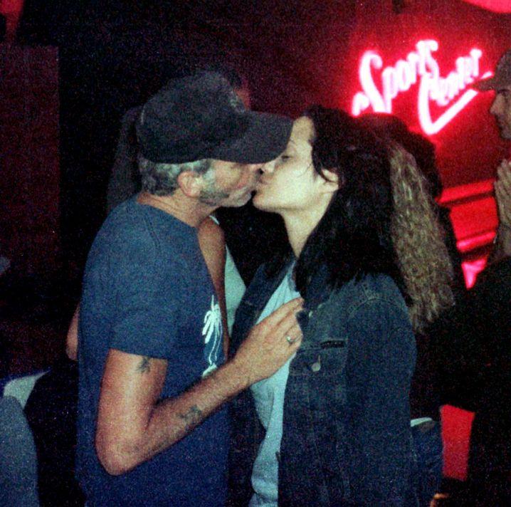 Thornton und Jolie: Bizarres Pärchen