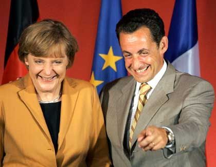 The future of German-French relations may look like this.