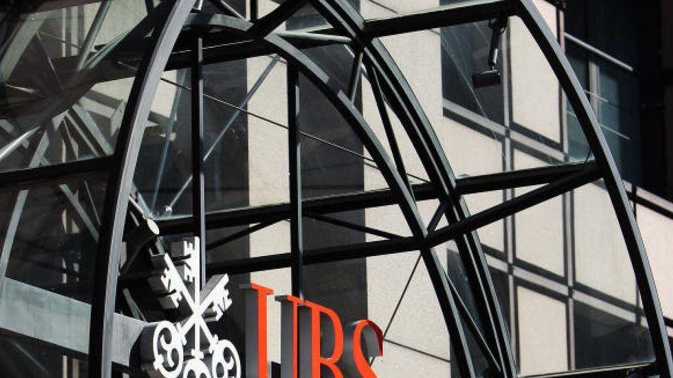 UBS-Filiale