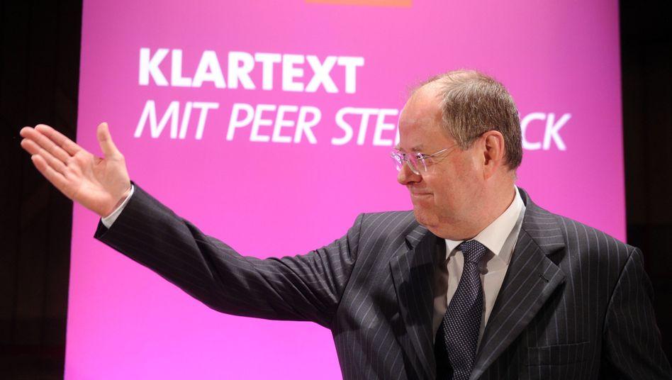 Wahlprogramm der SPD: Linksschwenk, marsch!
