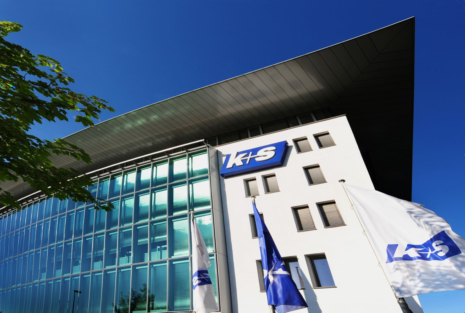 K+S Headquarter in Kassel