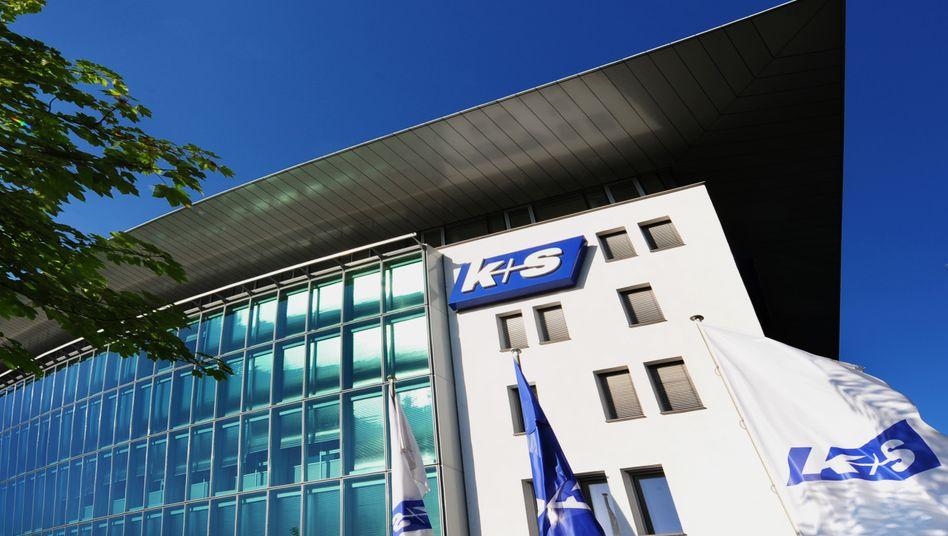 K+S-Zentrale in Kassel