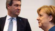 Deutsche setzen zuerst auf den Bund - außer die Bayern