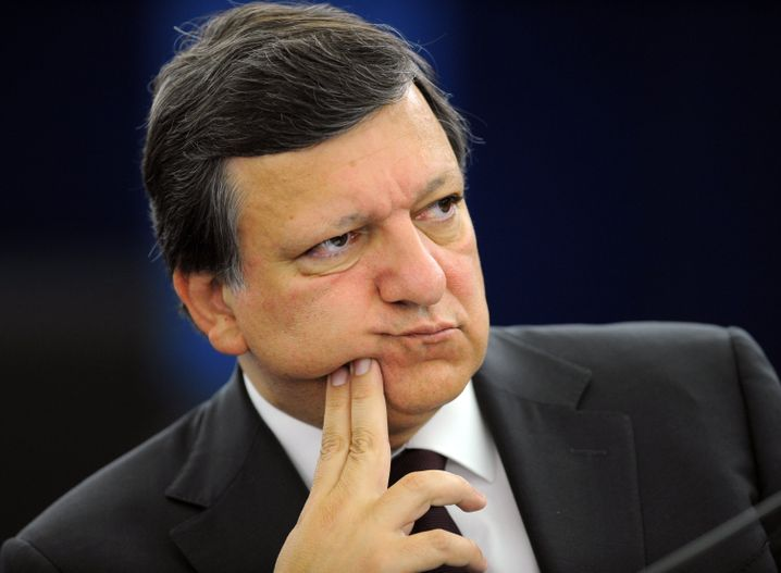 EU-Kommissionspräsident Barroso: Undisziplinierte Kommunikation