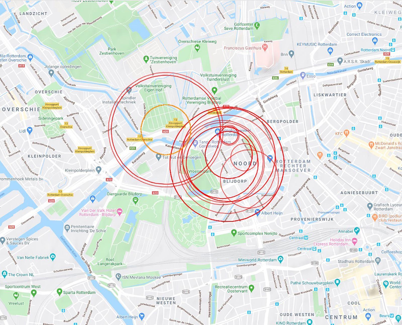 Ortungsfunktion für E-Bikes mit GPS-Tracker