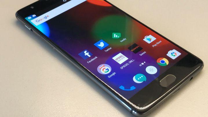 Günstiges Oberklasse-Smartphone: Das ist das OnePlus 3T