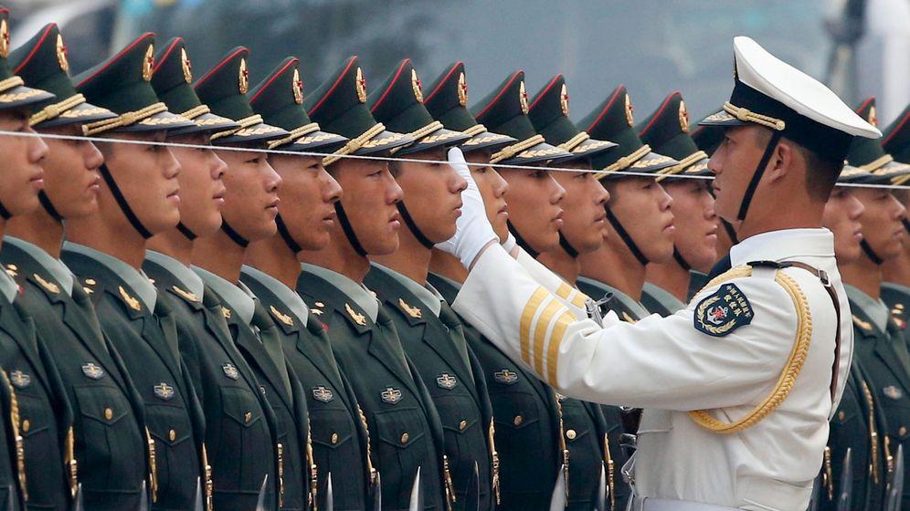 Mehr Geld fürs Militär: China rüstet auf