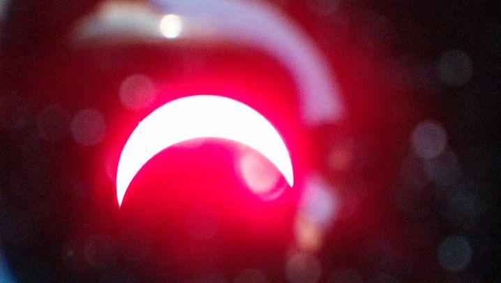 Sonnenfinsternis: Fotos von SPIEGEL-ONLINE-Lesern