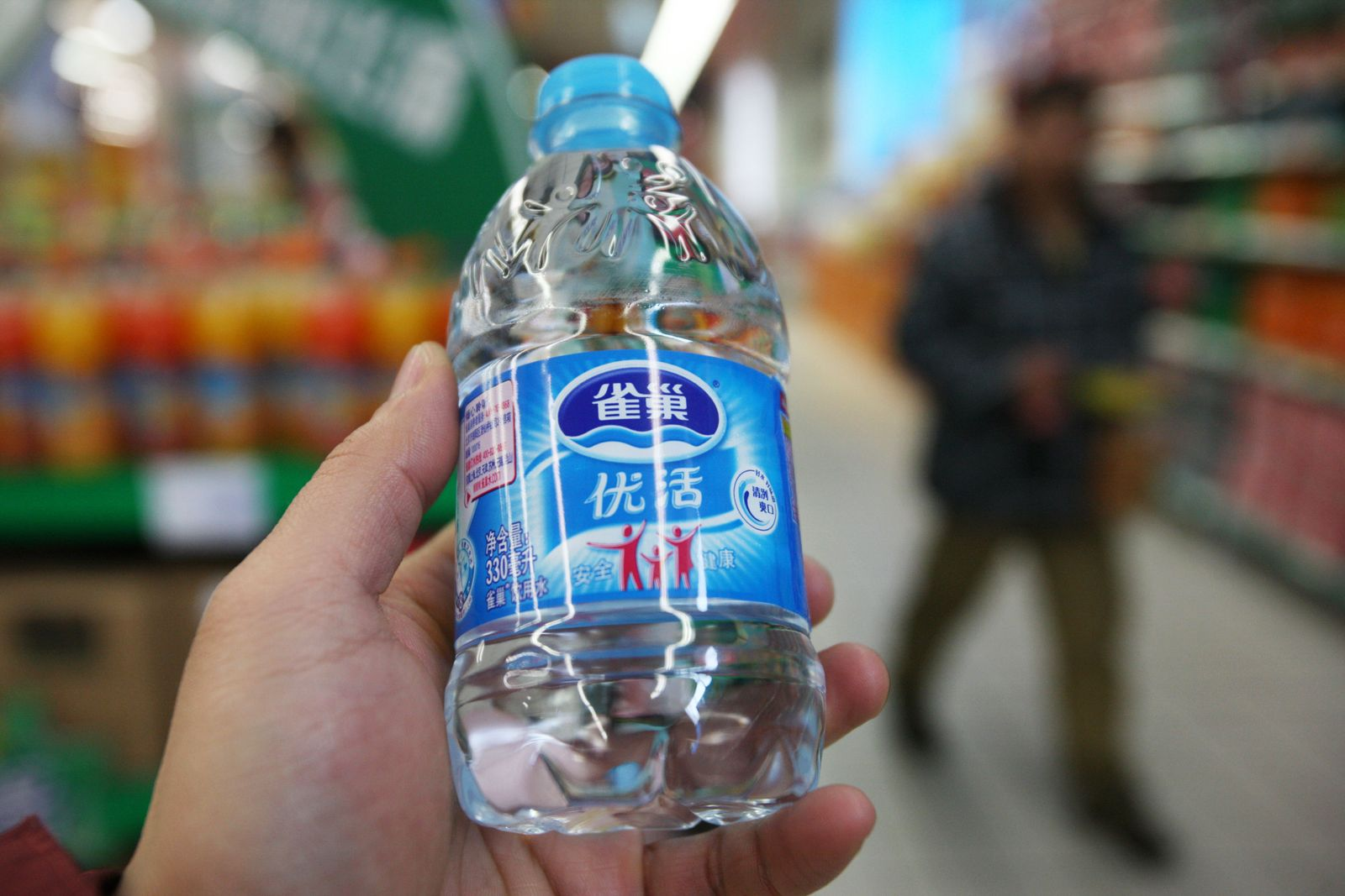 Chinas unsafe water is Nestles opportunity