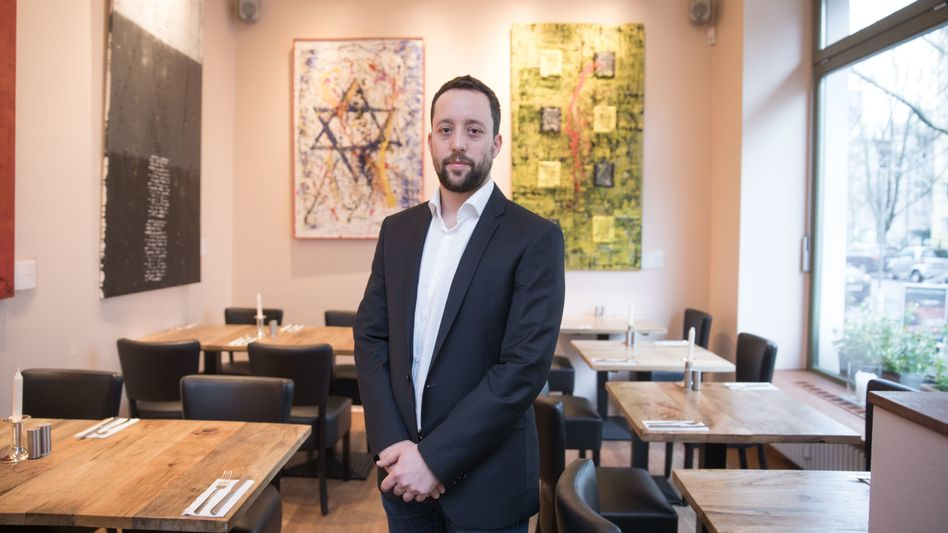 Restaurantbetreiber Yorai Feinberg