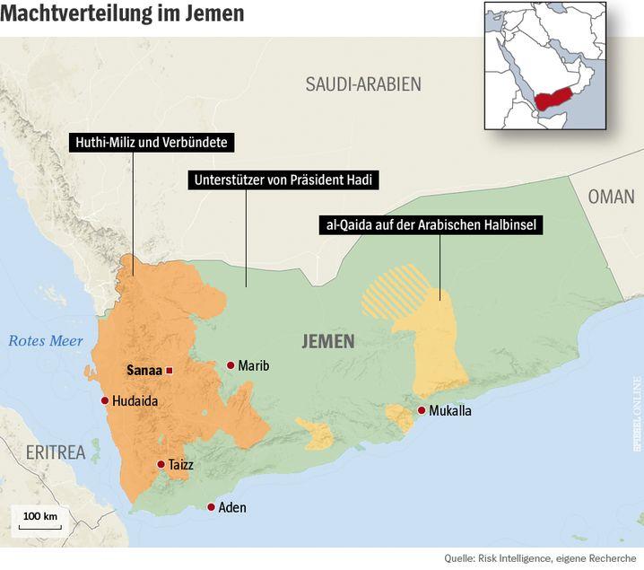 Die Lage im Jemen