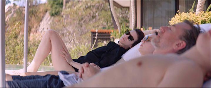 Szene aus »Sundown« mit Tim Roth and Charlotte Gainsbourg