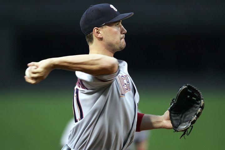 """Baseballspieler Ryan Zimmermann: """"Ich bleibe sicher in meinem Zuhause"""""""